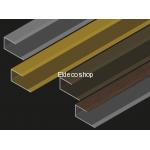 Eldeco Alüminyum Parke Bitim Profili - 2100