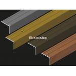 Eldeco Alüminyum Merdiven Profili - 2127