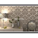 Hat Bambu 3D Duvar Paneli