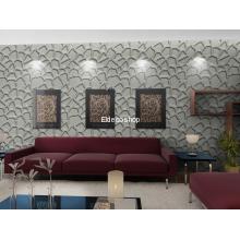 Rocks Bambu 3D Duvar Paneli