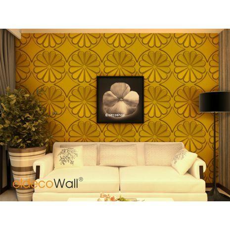 Daisy Bambu 3D Duvar Paneli