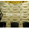 Arc 3D Bambu Duvar Paneli
