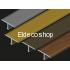 Eldeco Alüminyum Parke Geşiş Profili - 2110